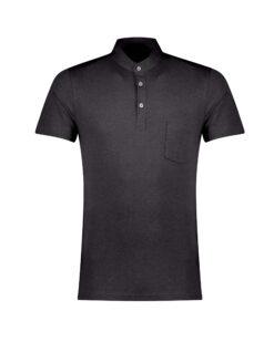 تی شرت مردانه یقه ایستاده