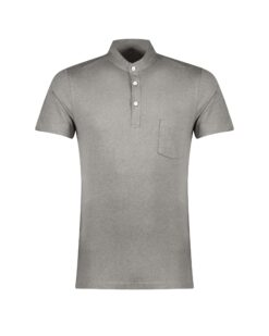 تی شرت یقه ایستاده مردانه