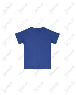تی شرت یقه گرد چاپ قایق